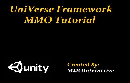 UniVerse MMO Framework